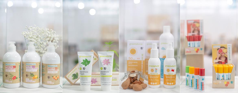 Nuovi prodotti greenatural 2019